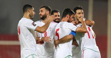 برتری مقتدرانه ایران مقابل چین در انتخابی جام جهانی 2022 و جام ملت های آسیا 2023